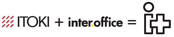 ITOKI + inter.office = i+