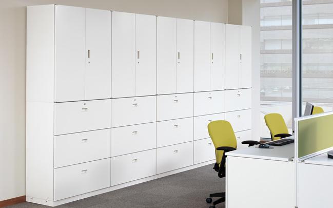thin line cabinet (シンラインキャビネット)   ソリューション・製品
