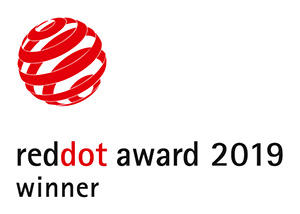 reddot design award winner 2019
