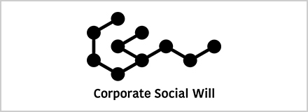 Corporate Social Will ティザーサイト